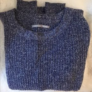 ✨ cozy Nordstrom knit blue sweater ✨